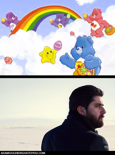 Adam Goldberg Hates Care Bears